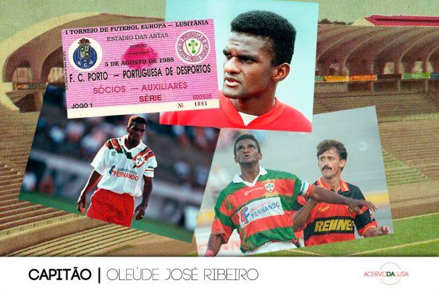 Capitão – Oleúde José Ribeiro
