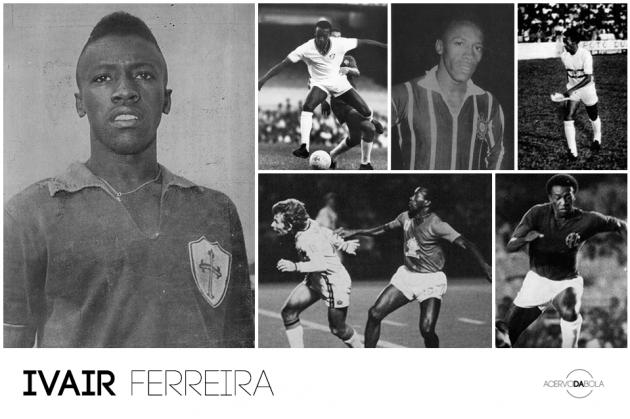 Ivair Ferreira – O príncipe do futebol