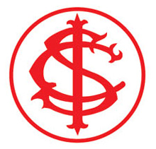Internacional - O primeiro distintivo do Clube