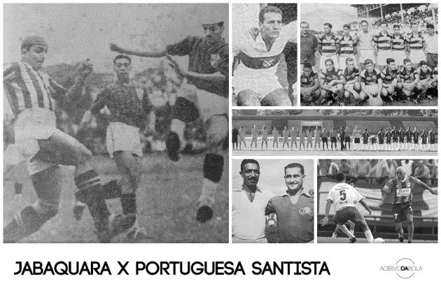 Jabaquara x Portuguesa Santista – Um clássico, duas colônias e muita tradição
