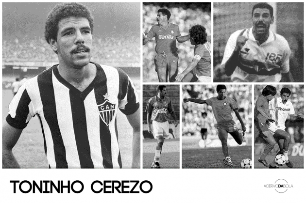 Antônio Carlos Cerezo – Toninho Cerezo