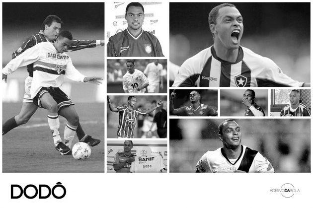 Dodô – O artilheiro dos gols bonitos