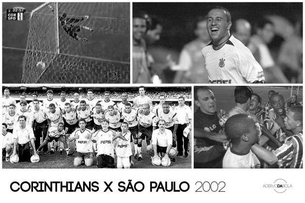 Corinthians x São Paulo – A última edição do Torneio Rio-São Paulo (2002)