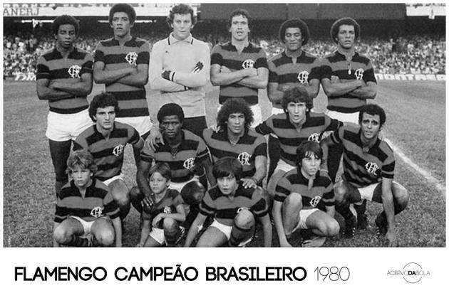 Flamengo campeão brasileiro (1980)