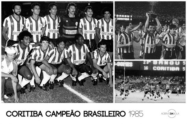 Coritiba campeão brasileiro (1985)