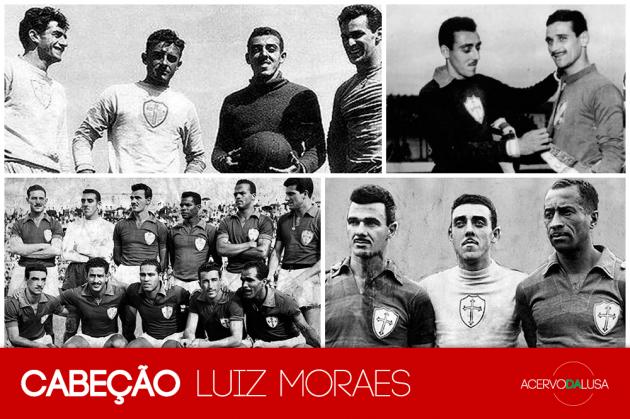 Cabeção – Luiz Moraes