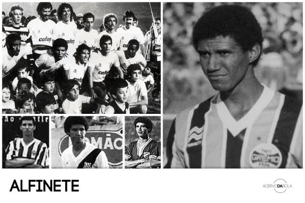 Alfinete – Carlos Alberto Dario de Oliveira