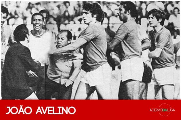 João Avelino – O folclórico técnico da Lusa que botou o juiz para correr