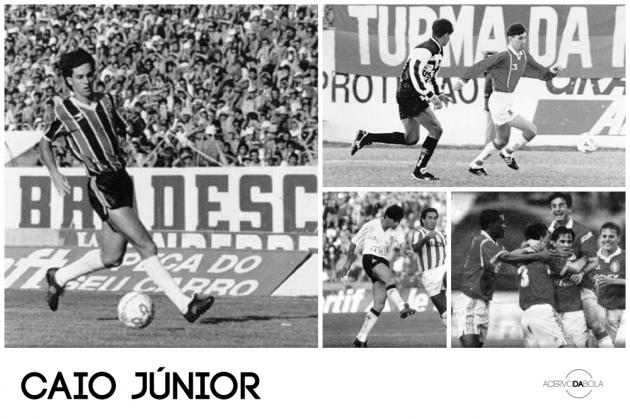 Caio Júnior – Luiz Carlos Sarolli
