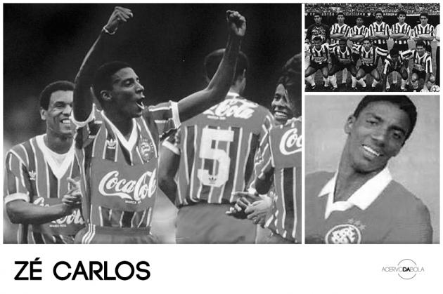 Zé Carlos – José Carlos Conceição dos Anjos