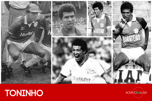 Toninho – Antônio Benedito da Silva