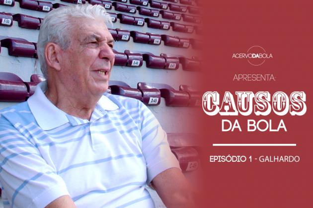 Causos da Bola | Galhardo – O zagueiro da Ferroviária que parou Pelé