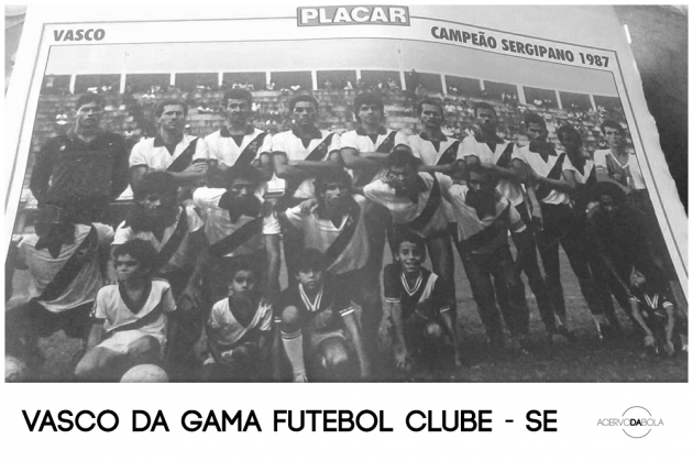 Vasco da Gama Futebol Clube (SE)