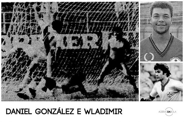 Daniel González e Wladimir: os heróis de uma infância lusitana