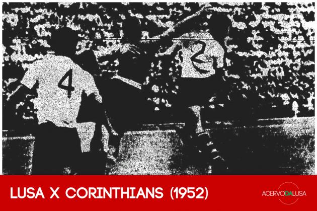 Em 1952, Lusa impedia recorde histórico e estragava a festa do Corinthians