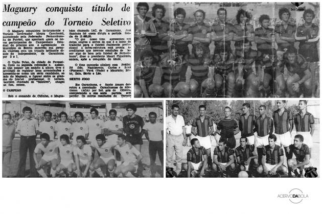 O futebol reúne novamente duas belas cidades pernambucanas: Pesqueira e Bonito