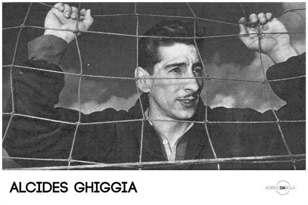Alcides Ghiggia – Da lenda terrena à mitologia celeste