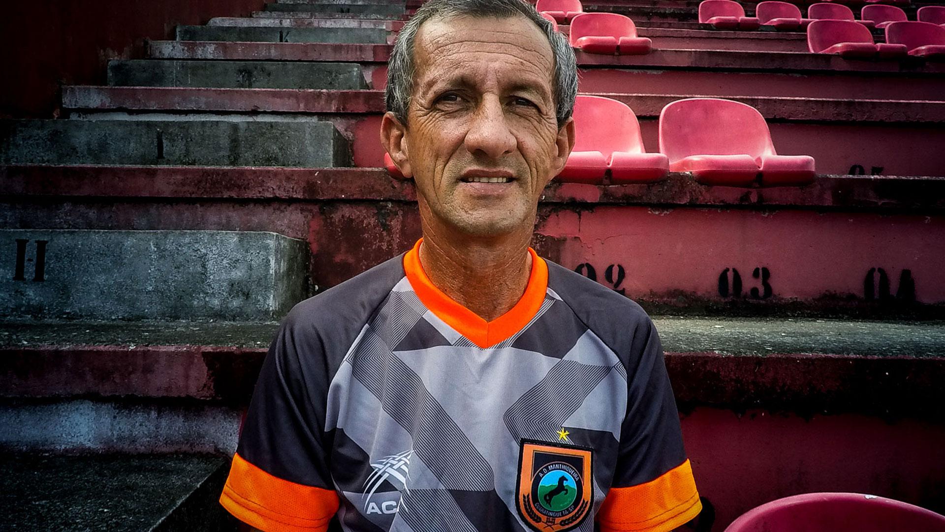 Dado Oliveira - Academia Desportiva Manthiqueira | Causos da Bola