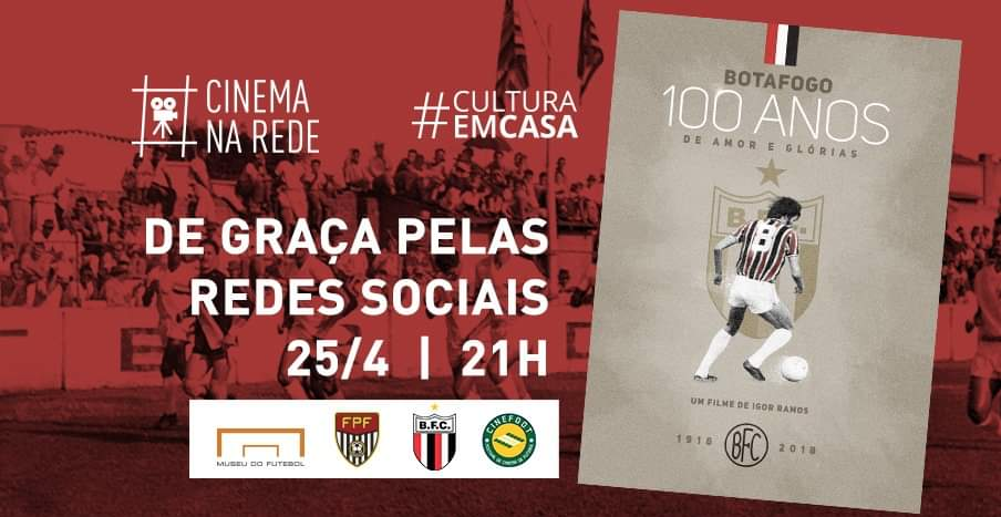 Botafogo 100 Anos de Amor e Glórias